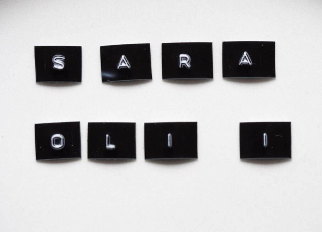 Sara oli I Kuva: Terhi Ilosaari