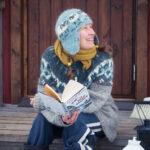 Islantilainen villapaita Kuva: Terhi Ilosaari
